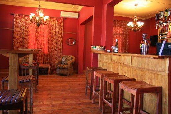 Royal Hotel Steytlerville : Bar/ sports bar