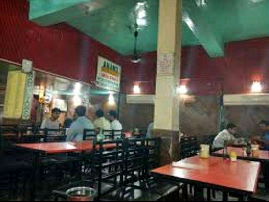 Interior picture of anand restaurant new delhi