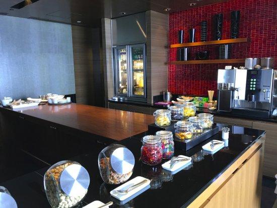 Cerulean Tower Tokyu Hotel : Executive Salon