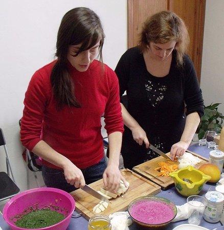 Elena alvarez alma ayurveda gij n qu saber antes de - Cursos cocina asturias ...