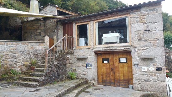 O Corgo, Ισπανία: Fachada principal restaurante