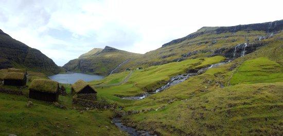 Streymoy, Faroe Islands: Saksun Village