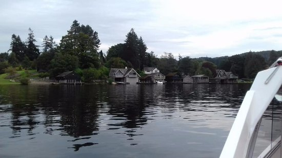 Bowness-on-Windermere, UK: On the Lakes of Windermere