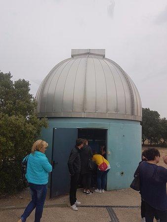 Saint-Michel-l'Observatoire, ฝรั่งเศส: oservatoire pour le soleil