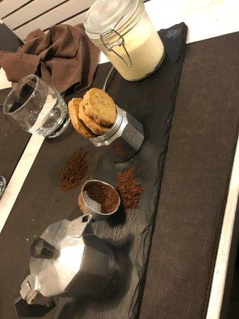 Gamberone viola al graticciaia foto di ristorante - Ristorante corallo santa maria al bagno ...
