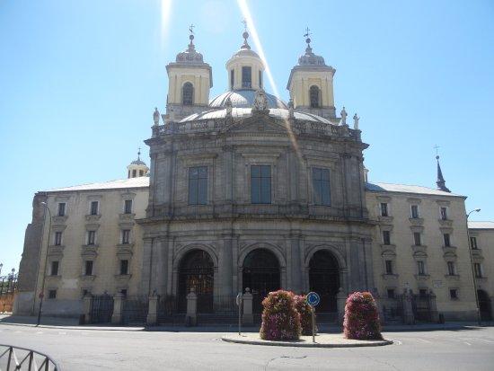 Real Basílica de San Francisco el Grande: madrid - basilica di san francesco il grande