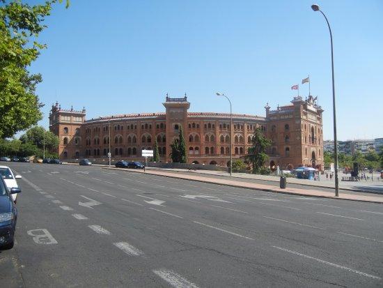madrid - arena di plaza de toros de las ventas