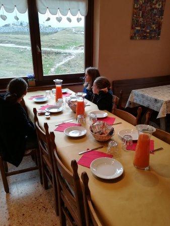 Ala, Italy: Colazione alla mattina