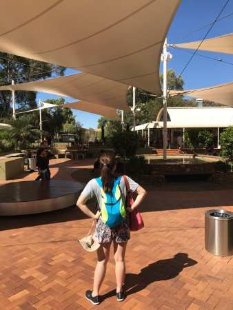 Ayers Rock Resort Shopping Centre Image