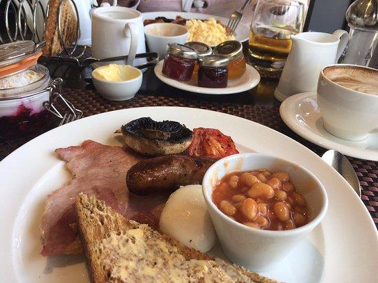 Dorridge, UK: Breakfast