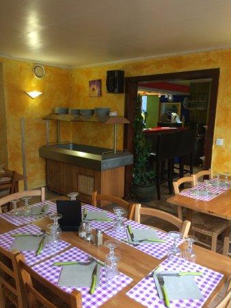 Saint-Martin-de-la-Lieue, França: Leuca Pizzas Saint-Martin de la Lieue