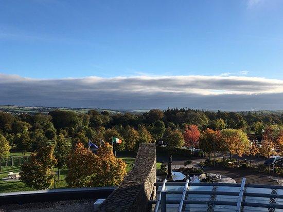 Fota Island, Irland: Room overlooking the gardens