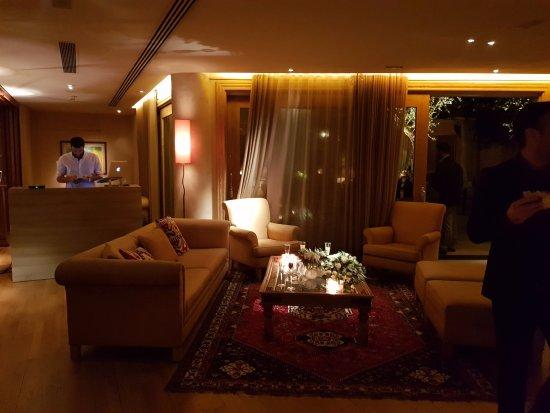 The Margi: Hotel Living room
