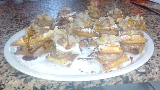 Crostata al basilico