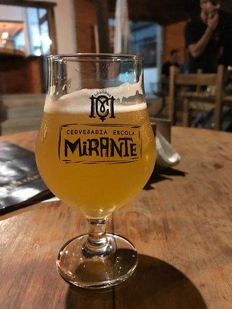 Cervejaria Escola Mirante: Cervejas especiais