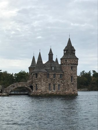 Boldt Castle and Yacht House照片