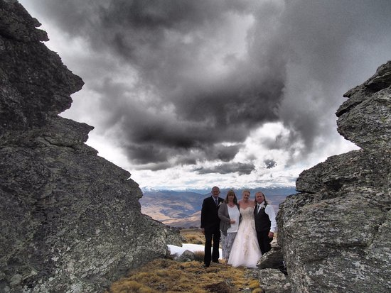 Heliview Flights: Renewal of our vows