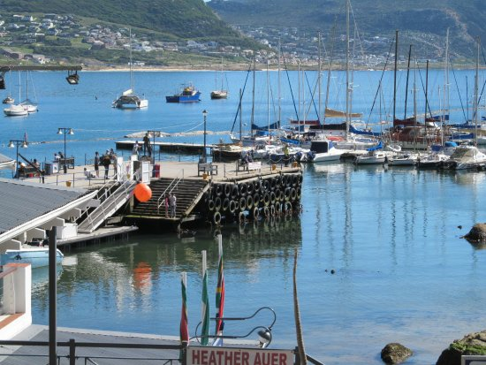 Саймонс-Таун, Южная Африка: The old Jetty in Simon's Town built in 1921.