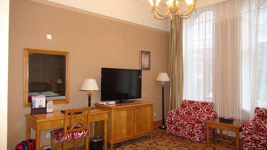 Modern Hotel: 部屋①
