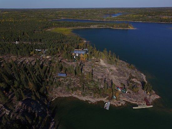 Bilde fra Blachford Lake Lodge