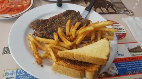 Oakdale, Kaliforniya: meal