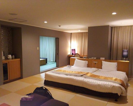Hotel Epinard Nasu: corner suite