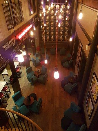 Malmaison Hotel: Bar de l'Hotel