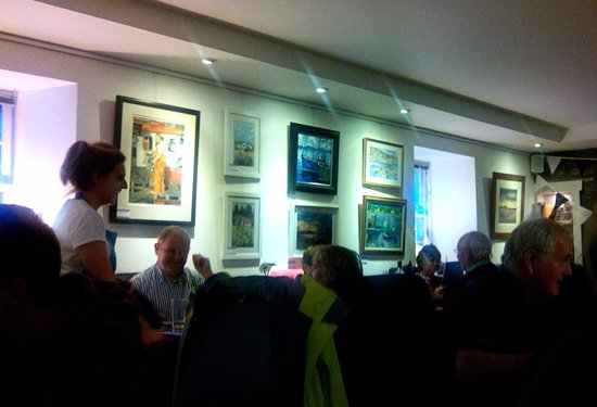 Starfish Restaurant: La salle