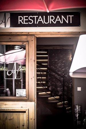 "Brides-les-Bains, Francia: Restaurant ""Le Val Vert"""