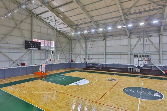 Kartepe, Τουρκία: Kapalı Basketbol Sahası