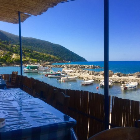 Zola, Greece: The Fish Taverna