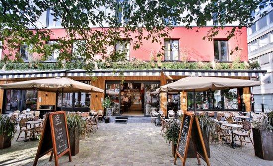 Comptoir du caf b guin picture of cafe beguin brussels for Comptoir du meuble bruxelles