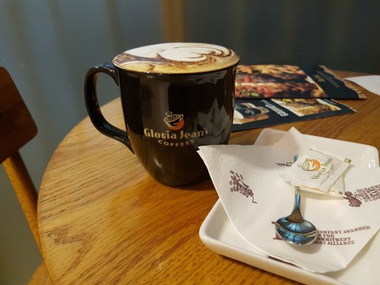 Gloria Jean's Coffees: Coffee