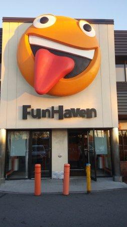 Ottawa, Canadá: Entrance