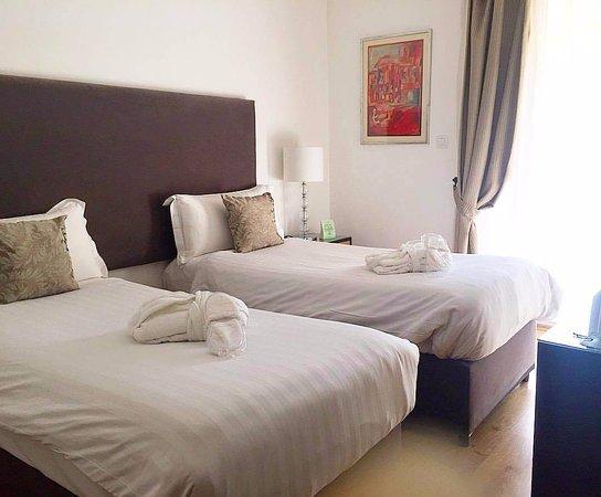 Fraser Residence Budapest: Bedroom
