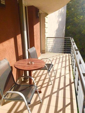 Fraser Residence Budapest: Balcony