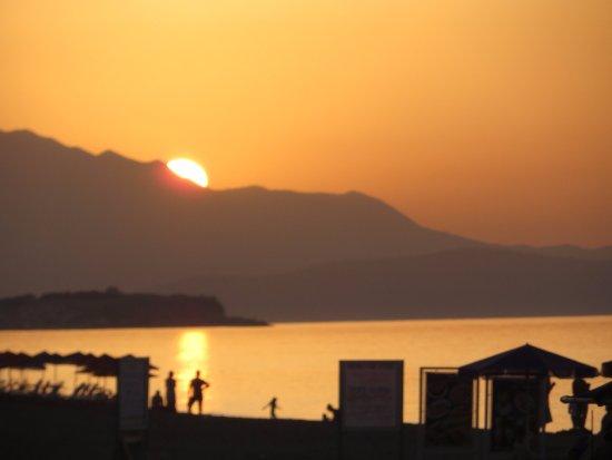 Grand Leoniki: Sun set
