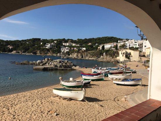 Creative Catalonia Bike Holidays Girona Spain Beach In Palafrugell