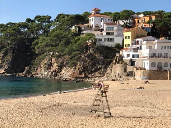 Creative Catalonia Bike Holidays Girona Spain Tamaiu Beach