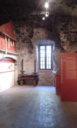 Felino, Italy: Museo del salame - cucine