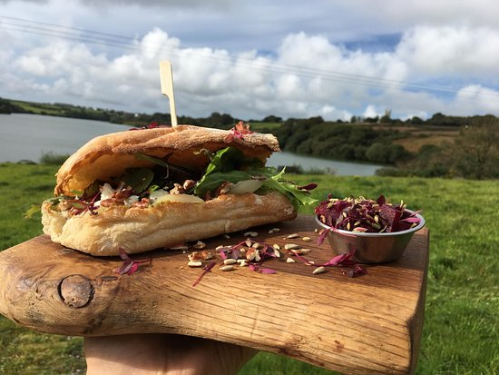 Penryn, UK: Sandwich