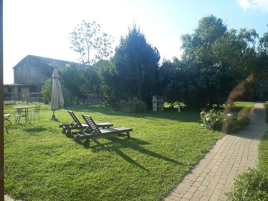 Runco, Italia: Il giardino