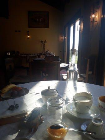 Runco, Italia: La colazione