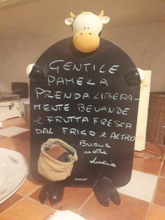 Runco, Italia: Sentirsi a casa