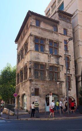 Maison de l'Echevin de Cabre