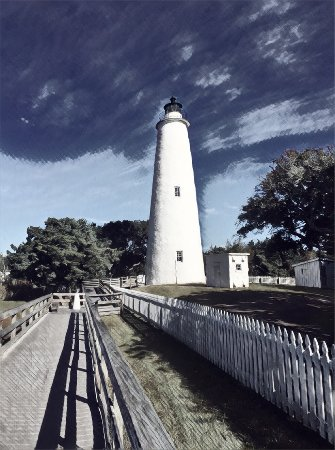 Ocracoke Lighthouse: photo0.jpg