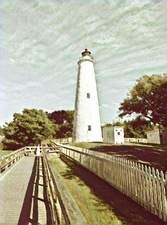 Ocracoke Lighthouse 사진