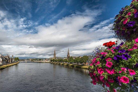 Invermoriston, UK: Inverness