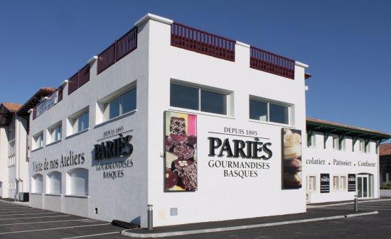 Urrugne, France: Ateliers Pariès Socoa