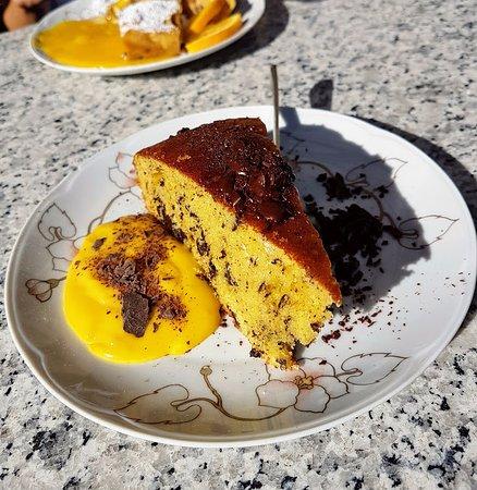 Меццегра, Италия: torta della nonna